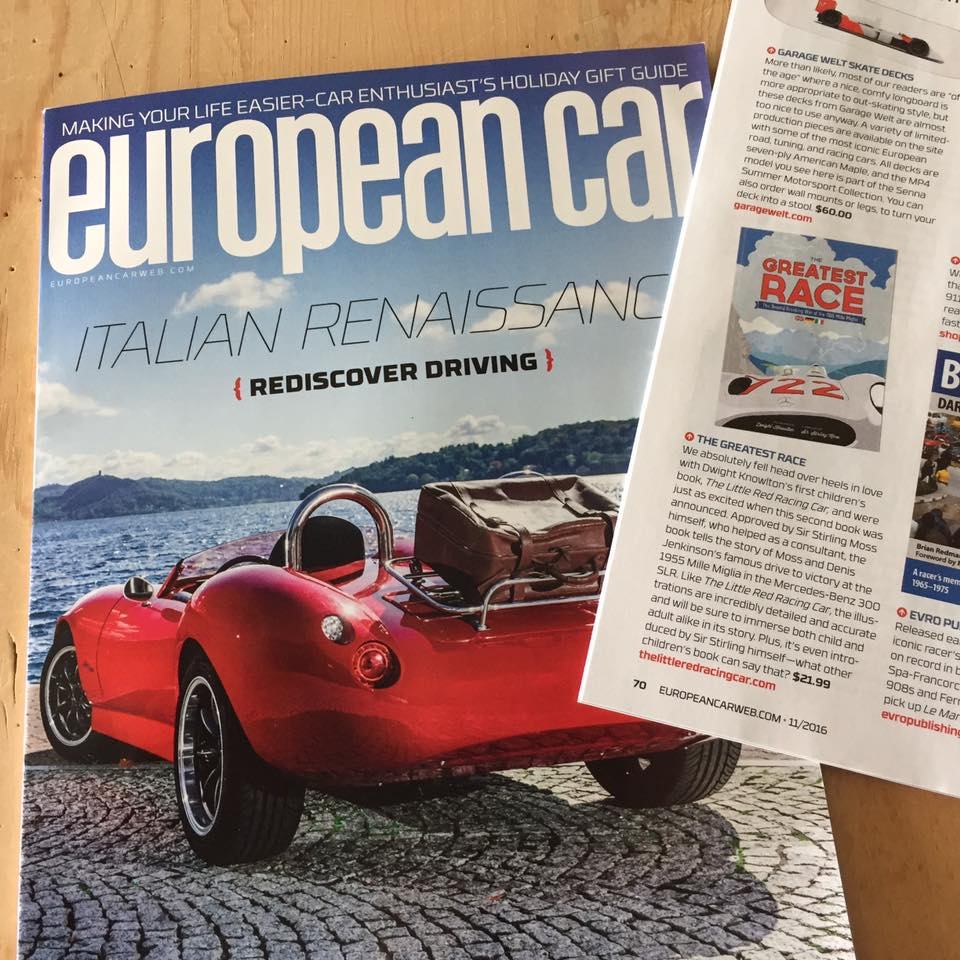 The Greatest Race Featured In European Car Magazine Carpe